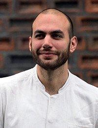 Daniel Giusti, CIA culinary arts graduate