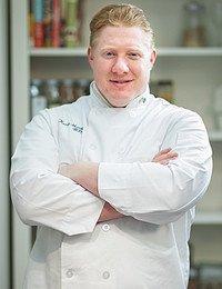 Kevin Markey, CIA culinary arts student