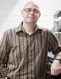 Jeremy Sawyer, CIA culinary arts student