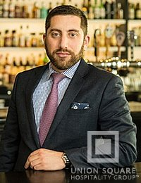Keving Richer, managing partner at North End Grill and culinary arts alumni from The Culinary Institute of America.