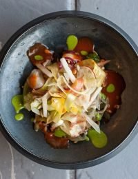 In Los Angeles, chef Kwang Uh cooks with deep intentionality at Baroo