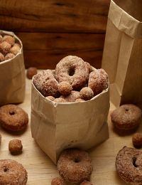 Old-Fashioned Donuts Recipe