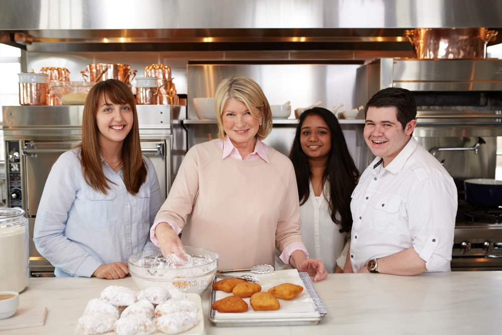 martha-with-culinary-students
