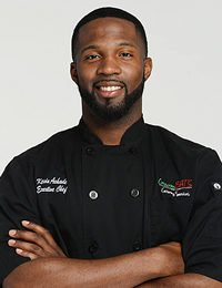 Chef Kevin Ashade '08, You Determine How Far You Go