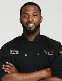 Kevin Ashade, chef/owner and culinary arts alumni of The Culinary Institute of America.