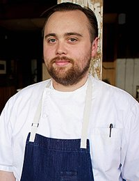 Brandon Rice, CIA culinary arts alumni and Chef at Rich Table, San Francisco, CA