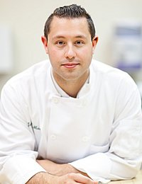 Jesse Massaro, CIA culinary arts advanced career (ACE) associate degree student