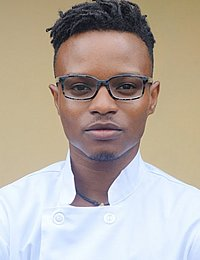 Michael Elegbede, CIA culinary arts alumn and executive chef/owner, ÌTÀN