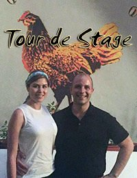 Tour de Stage: Oaxaca – Day One