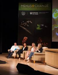 Sustainable Seafood and Menus of Change
