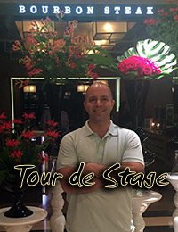 Tour de Stage: Washington, D.C. – Bourbon Steak