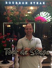 Tour de Stage: Washington, D.C. – Bourbon Steak