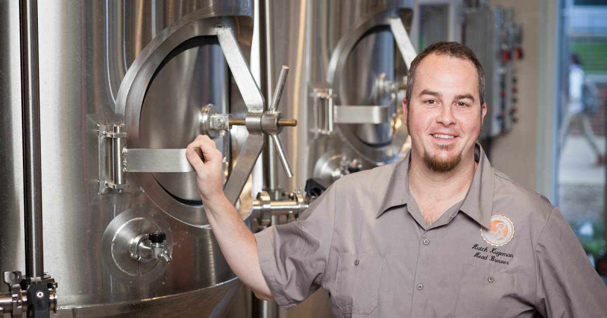 Hutch Kugeman brewer-og