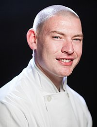 Steven Lyons, CIA culinary arts ACE student.