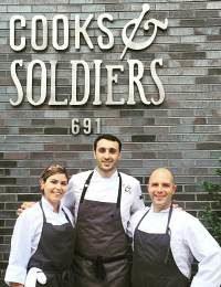 Tour de Stage: Atlanta – Cooks & Soldiers