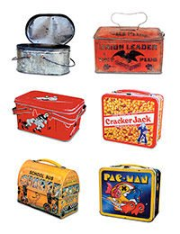 The Lunch Box Remembered – The History of the Lunch box