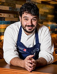 Chef Rafael (Rafa) Costa e Silva '05, Fulfilling His Dream