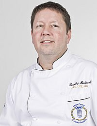 Chef Timothy Michitsch '84, A Full Circle Career