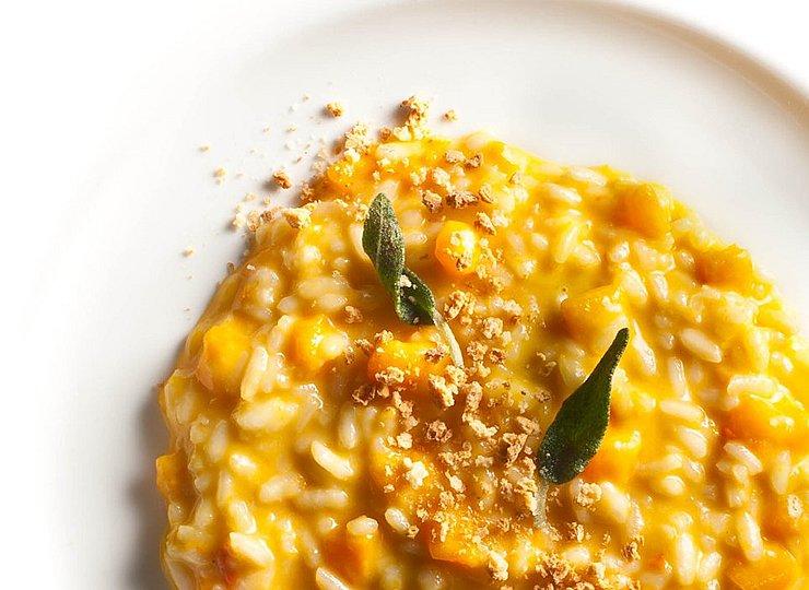 4 Adult Pumpkin Recipes Risotto