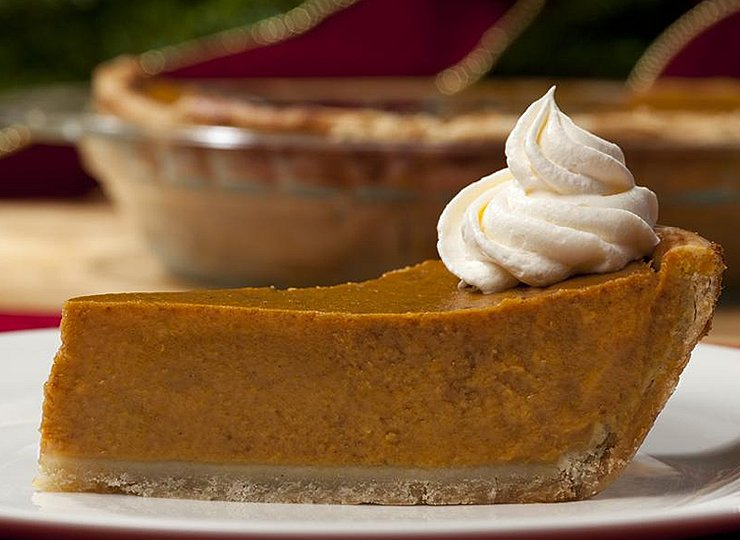 4 adult pumpkin recipes pie