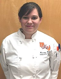 Brittany Moler '11, CIA Culinary Arts Teacher, Mountain View High School, Stafford, VA