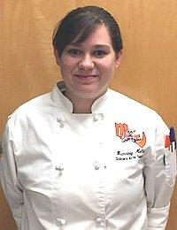 Brittany Moler '11, CIA Culinary Arts Teacher, Mountain View High School, Stafford, VA