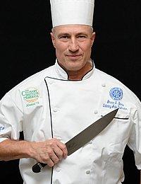 Bruce Davis '72, CIA culinary arts alumni