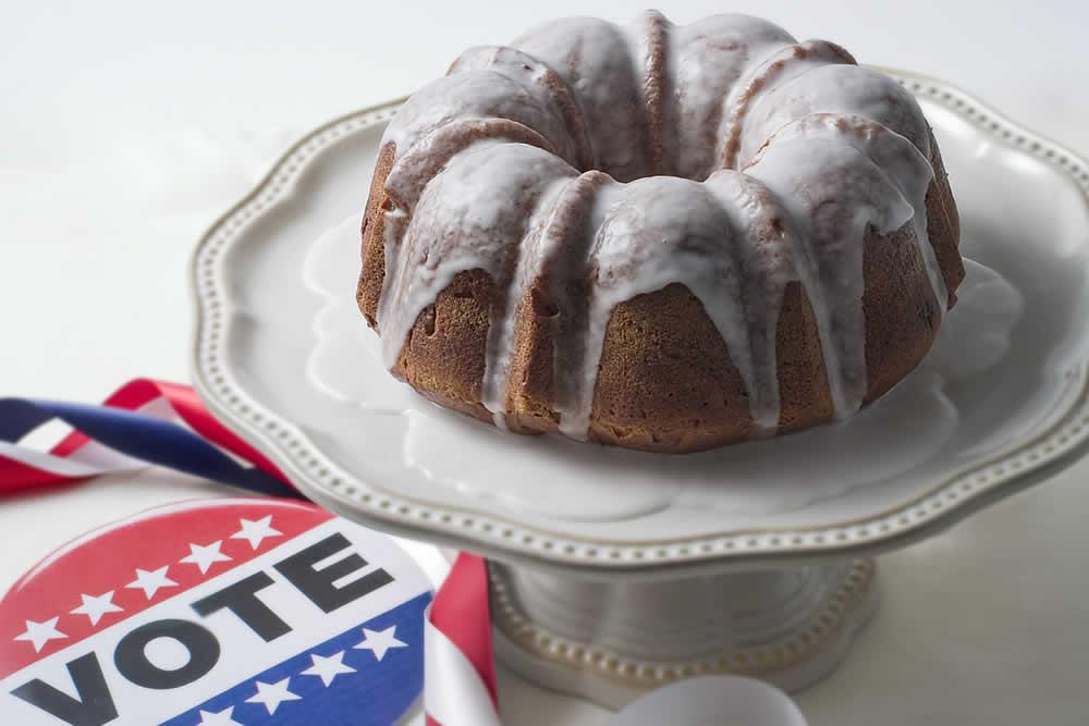 CIA's Election Day cake recipe