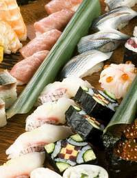 Sushi the Edible Art from Japan