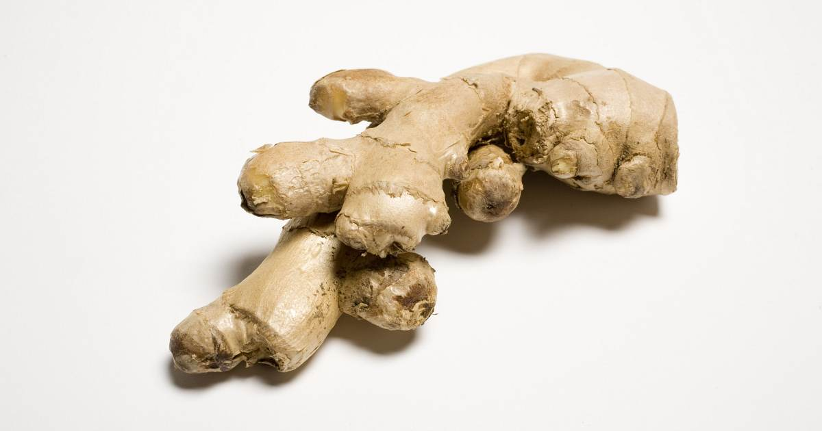 cook from your fridge ginger root