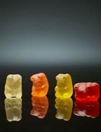 Wine Gummy Bears & Pixie Stick Spritz Drink Recipes