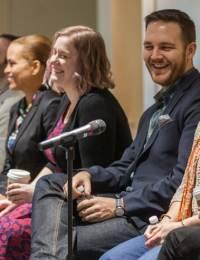 Alumni Share Their Careers in Food Media
