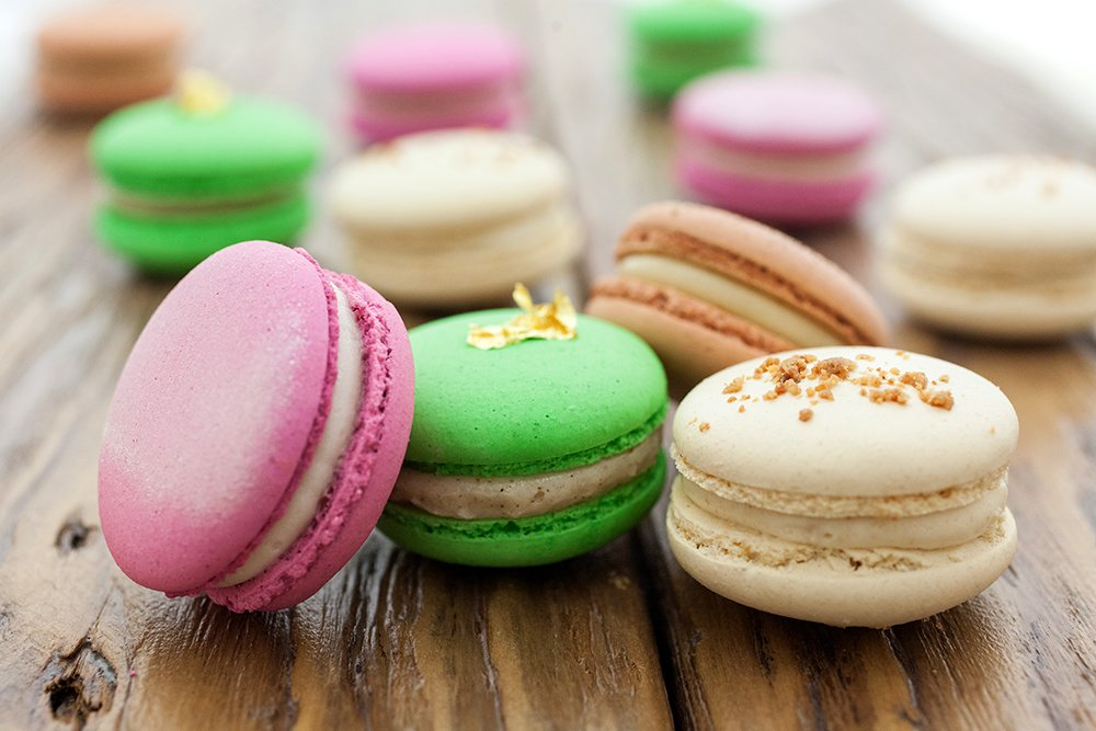 the evolution of baking and pastry macarons