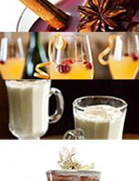 4 Drinks To Get You In The Holiday Spirit