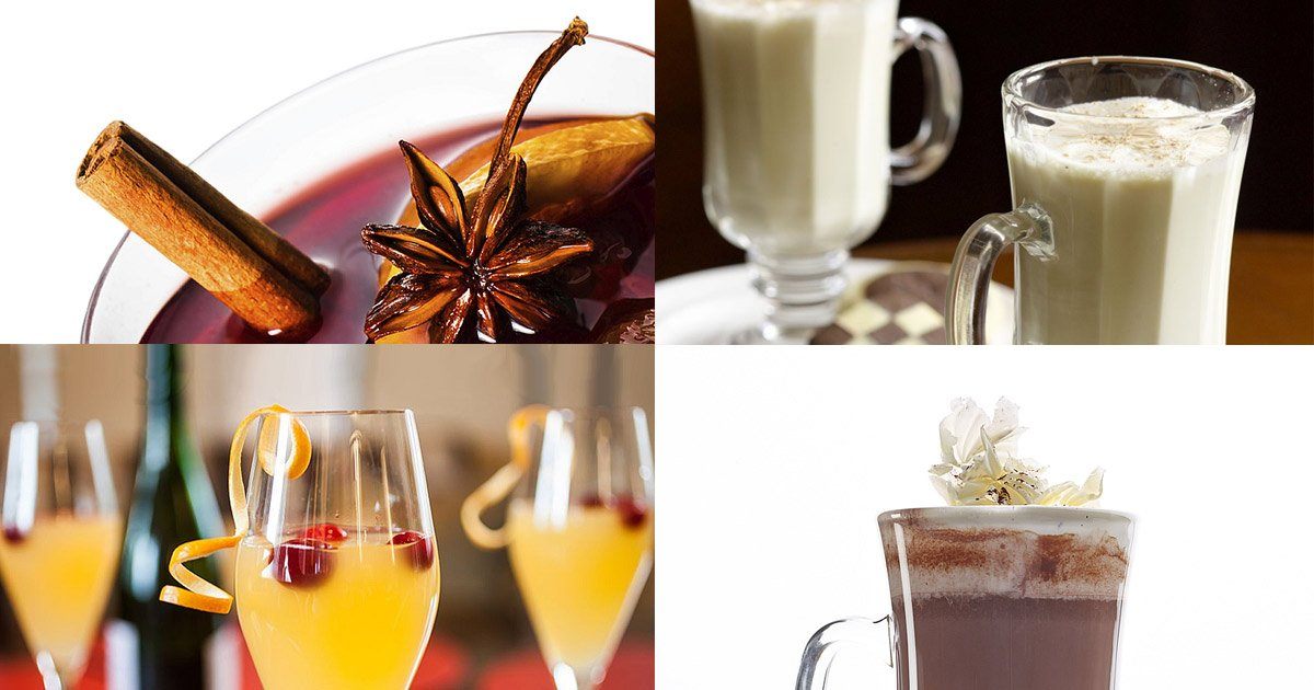 4-drinks-to get you in the holiday spirit