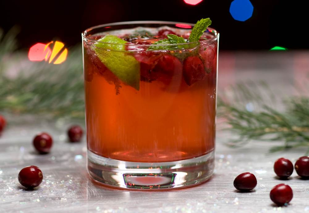 Holiday Cocktails and Mocktails