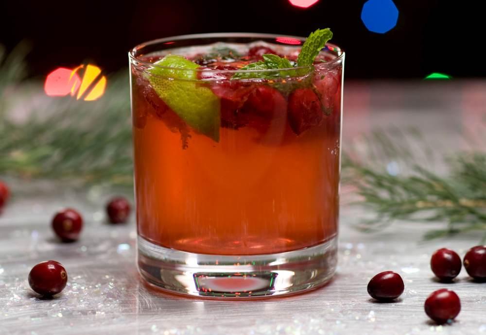 Holiday Cocktails and Mocktails