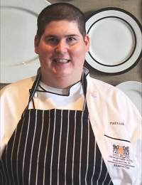 Chef Patrick Knott '14, Be the Chef You Want to Be