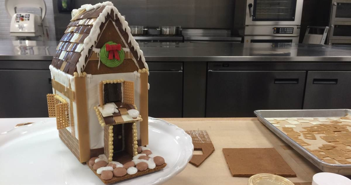 gingerbread house tricks of the trade OG