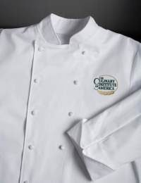 Easy Chef Jacket Cleanup