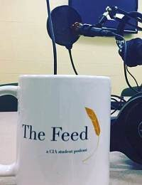 CIA Student Food Podcast: The Feed