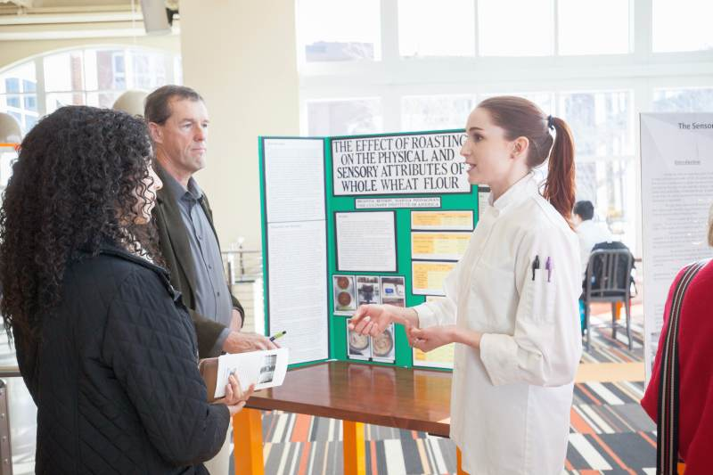 culinary science poster presentations b