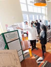 culinary science poster presentations featured
