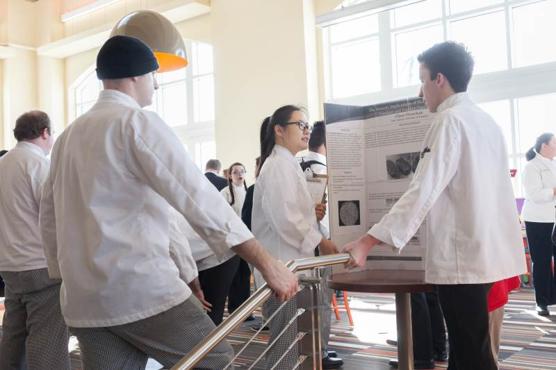 culinary science poster presentations q