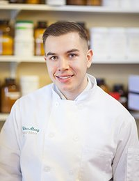 Walker Alvey is a CIA bachelor's degree student studying culinary science at The Culinary Institute of America.