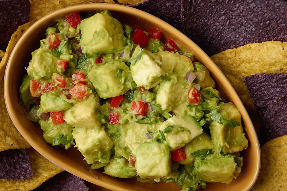 CIA's all-American game day recipe for guacamole is perfect for football season parties.
