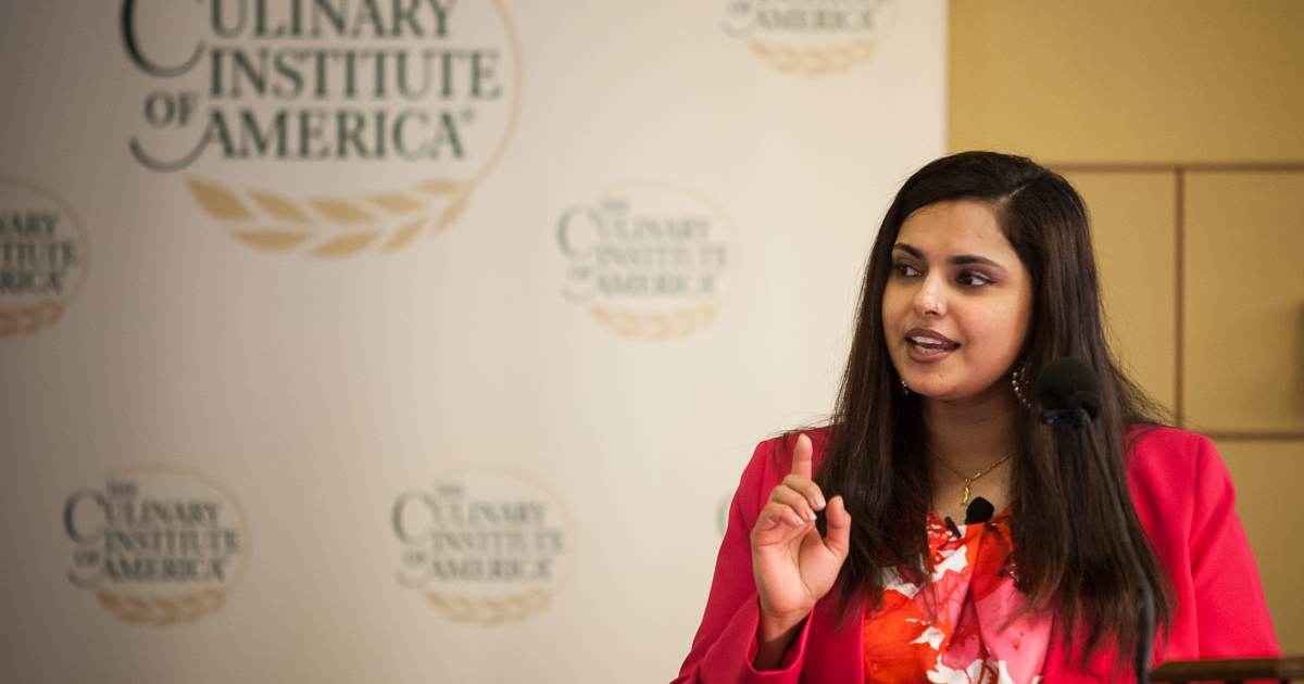 Women in Food service Maneet Chauhan