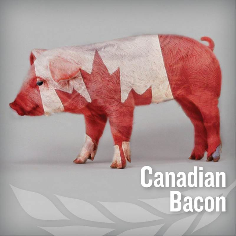 fathers day - Canadien Bacon