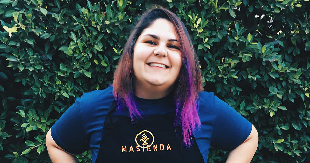 CIA Applied Food Studies graduate Ramona Nahapetian is Office and Restaurant Accounts Manager at Masienda