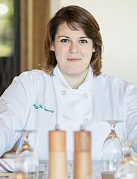 Learn about Alison Sprong, culinary arts student at The Culinary Institute of America
